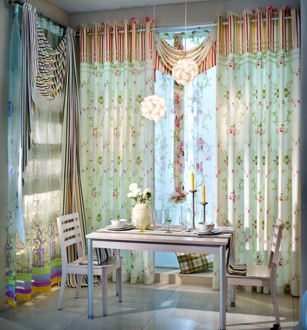 家庭窗帘【3】